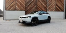 MX-30: Mazdas erstes Elektroauto im Test