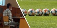 Kicker nahm trotz Corona an Match teil – 720 € Strafe