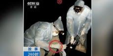 Fledermaus beißt Corona-Forscher 2 Jahre vor Pandemie