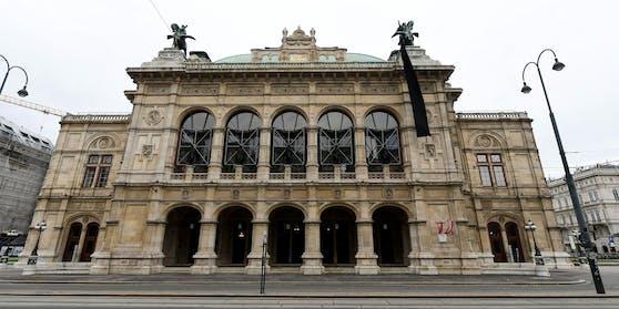 Die Staatsoper öffnet am 8.2. wieder ihre Tore.