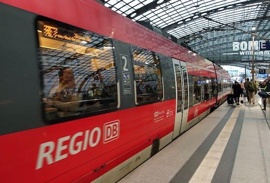 Die Deutsche Bahn fährt bis auf Weiteres nicht mehr nach Tirol. (Symbolbild)