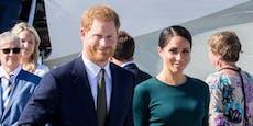 Meghan und Harry gehören nicht mehr zur Royal-Family