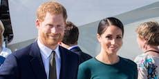 Harry und Meghan sollen ihre royalen Titel ablegen