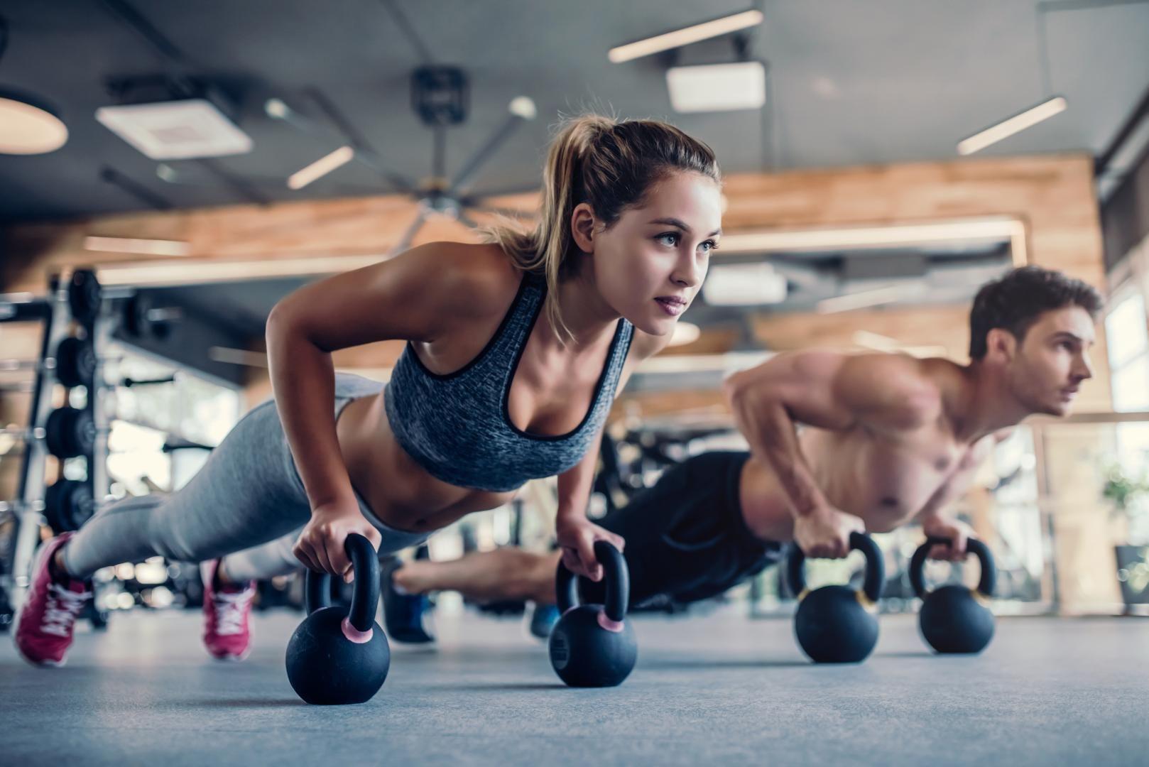 Richtige Sportart & Ernährung für jeden Körpertypen