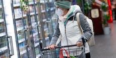 In DIESEN Supermärkten gibt es FFP2-Maske gratis