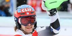 Griechenlands Ski-Held schlug schon einmal groß zu