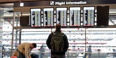 Mann hatte Corona-Angst, lebte monatelang auf Flughafen