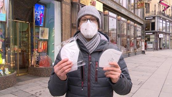 Apotheken-Preis: 15 Euro für zwei FFP2-Masken.