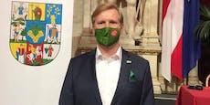Neuer Grünen-Chef in Wien ist Gaming-Fan