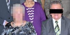 Gebiss zusammengeklebt - Mann tötete nach 60 Ehejahren