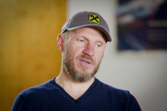 Ski-Legende Hermann Maier.