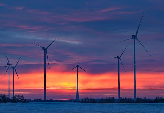 Die Zukunft liegt in erneuerbaren Energien.
