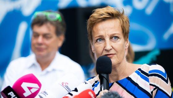 Sibylle Hamann, Bildungssprecherin der Grünen