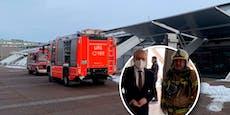 Feuer-Alarm: Morgendlicher Schock für Klaus Luger
