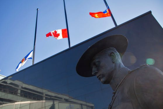 In Dartmouth hat die RCMP (Royal Canadian Mounted Police) ihr Hauptquartier