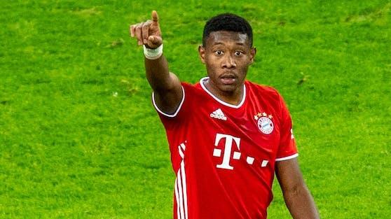 Fix: David Alaba kickt bis Sommer für die Bayern.