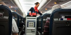 Stewardess warnt vor diesem Getränk im Flugzeug