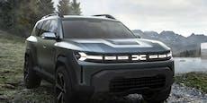 Dacia blickt mit dem Bigster in die Zukunft der Marke
