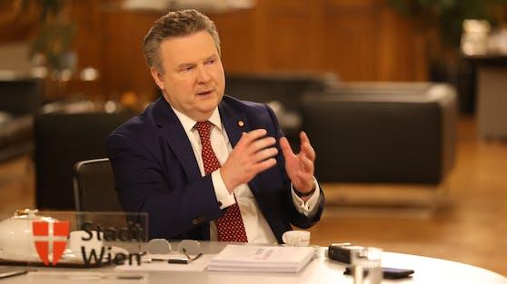 Interview mit Wiens Bürgermeister Michael Ludwig