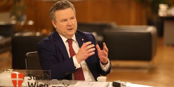 Das Interview mit Wiens Bürgermeister Michael Ludwig fand angesichts der aktuellen Lage telefonisch statt.