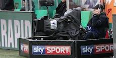 "Bundesliga verlängert Vertrag mit TV-Anbieter ""Sky"""