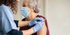 Dank Impfung weniger Coronafälle in Pflegeheimen