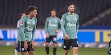0:3! Nur ein Spiel trennt Schalke vom Sieglos-Rekord
