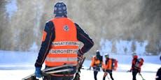Snowboarder erstickt nach Sturz in Schneeloch