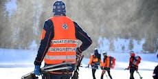 Verletzter (31) überlebt eine Nacht im Schnee