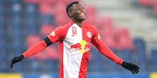 Salzburg: Drei Talente kommen, geht Star zu Arsenal?