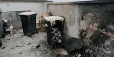 Feiger Brandanschlag auf Frauenpärchen von Wirtshaus