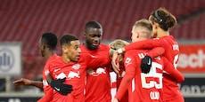 1:0-Sieg in Stuttgart! Leipzig überholt die Bayern