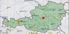 Erdbeben der Stärke 4,5 erschüttert die Steiermark