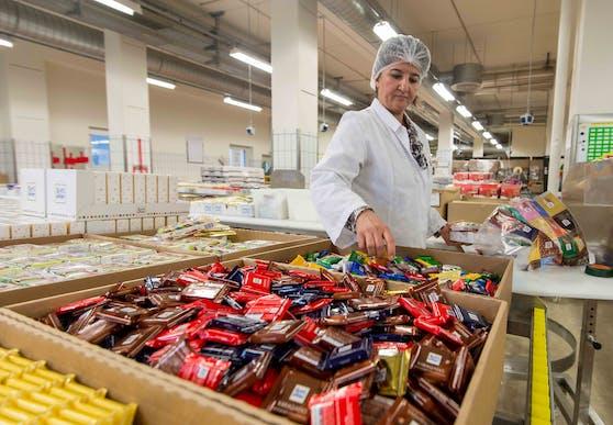 Etwa 55 Arbeitsplätze rettete die Alfred Ritter GmbH vergangenes Jahr, als sie das Werk am Standort Breitenbrunn in Burgenland übernahm.