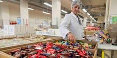 Ritter startet Schoko-Produktion in Burgenland
