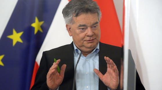 Werner Kogler schließt Rücktritte der jeweiligen Bürgermeister nicht aus.