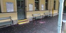 Bahnhof-Sprayer (17) im Bezirk Horn ausgeforscht
