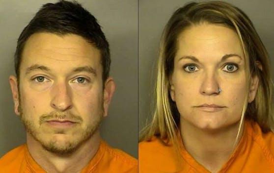 Eric und Lori Harmon wurden festgenommen.