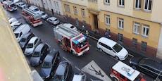 Gas-Alarm! Großer Feuerwehr-Einsatz in Wien