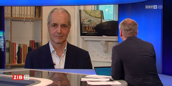Politologe Michael Werz in der ZiB2