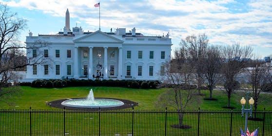 Das Weiße Haus: Die Trumps sind ausgezogen, Joe Biden wird am 20. Jänner neuer US-Präsident.