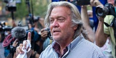 Trump begnadigt Ex-Chefstrategen Steve Bannon