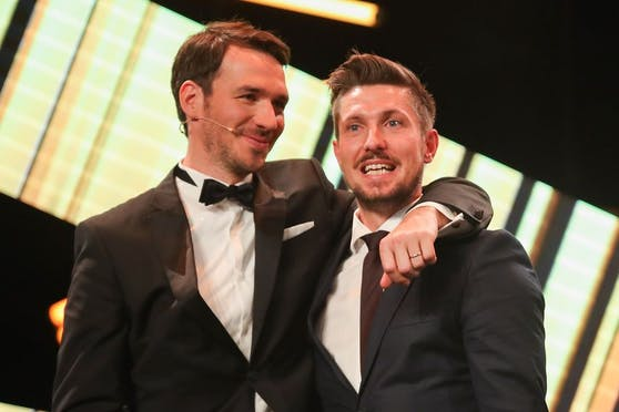 Felix Neureuther und Marcel Hirscher