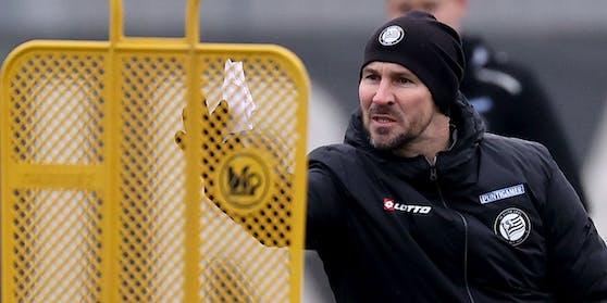 Sturm-Trainer Christian Ilzer