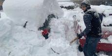 Wetter-Experten warnen, Winter könnte extrem werden