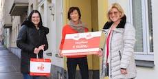 HELP mobile spendet10.000 Euro an Sozialgemeinschaft