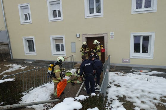 Bei dem Brand kam für eine 80-Jährige jede Hilfe zu spät.