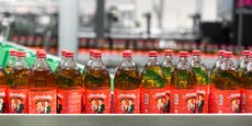 Almdudler gibt es jetzt in neuen Öko-Flaschen