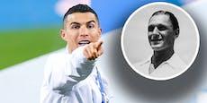 Wirrwarr um Ronaldo-Rekord: War ein Rapidler besser?