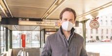 VP-Klubchef fordert Gratis-FFP2-Masken für Öffi-Nutzer